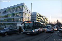 Irisbus Citélis Line – RATP (Régie Autonome des Transports Parisiens) / STIF (Syndicat des Transports d'Île-de-France) n°3837