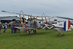 Replica Royal Aircraft Factory BE2f '2560'