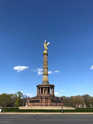 Victory column, Berlin