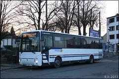 Irisbus Arès – Keolis Devillairs / STIF (Syndicat des Transports d'Île-de-France) / Phébus