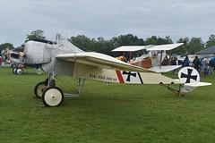 Replica Fokker E.III Eindecker '105/15'