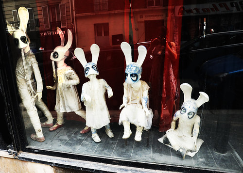 A Surreal Easter in an Alternative Reality