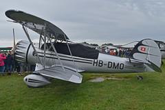 WACO Classic YMF-5 'HB-DMO'