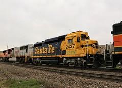 Santa Fe GP30 on DTOPGAT3-09M