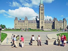 Canada, Ottawa, les Mille îles