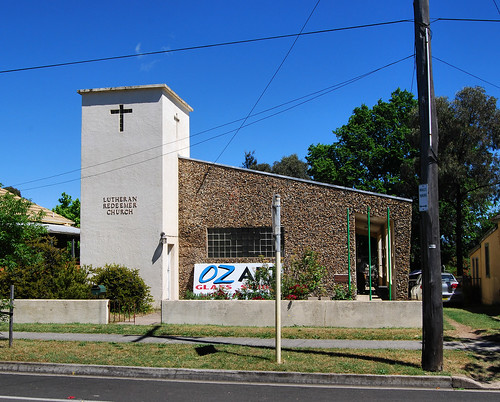 Ex Lutheran Redeemer Church, Bathurst, NSW.