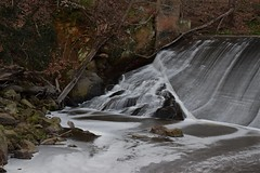 Burnt Mills Dam, March 29, 2020