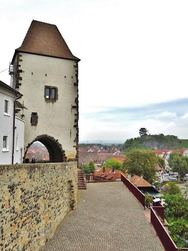 Hagenbachturm, Breisach, Germany