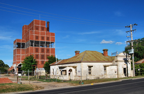 Gas Works, Bathurst, NSW.