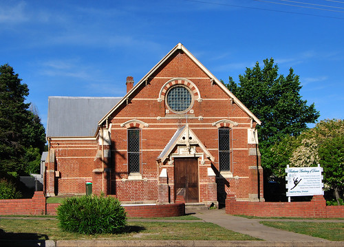 Former Uniting Church, Bathurst, NSW.
