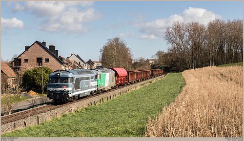 SNCF 467629 + 467579 @ Tubize