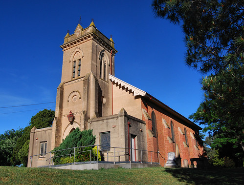 Holy Trinity Anglican Church, Kelso, NSW.