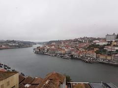 Vistas desde el Jardim do Morro. Vilanova de Gaia. Porto (Portugal).