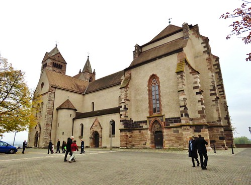 Stephans-munster, Breisach, Germany
