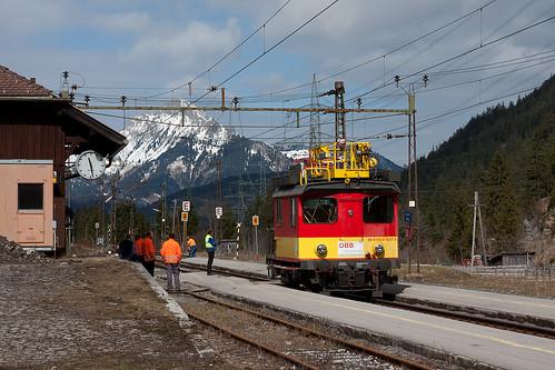 Bichlbach-Berwang, ÖBB Turmwagen 99 81 9231 520-3