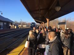 20181215 06 Princeton Amtrak station