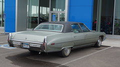 1972 Cadillac Fleetwood Brougham