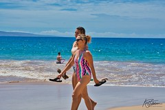 Maui Beach Candids