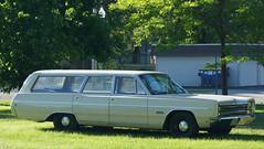 1968 Plymouth Custom Suburban