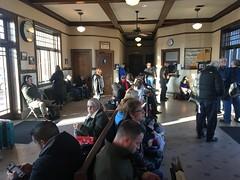 20181215 05 Princeton Amtrak station