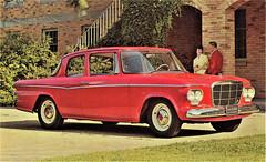 1962 Studebaker Lark 2-Door Sedan