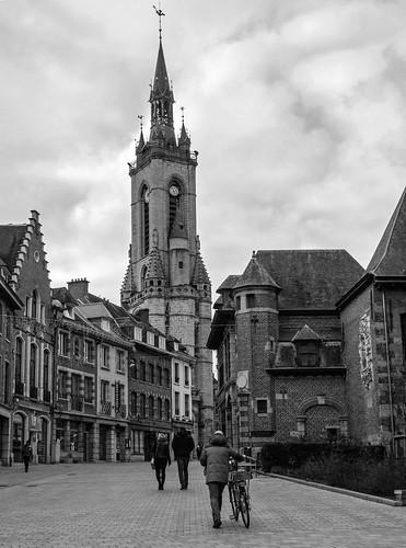2020 01 04_3935_ Vers le beffroi de Tournai
