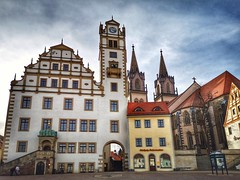 City Hall and Church
