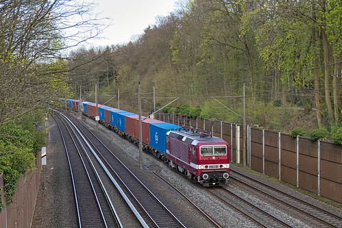 Reinbek FF - HHbill Deltarail 243 650-9 CT