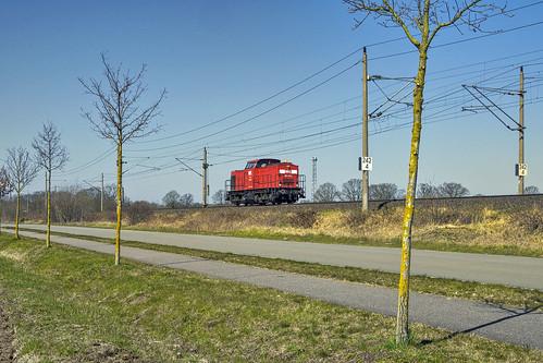 Muessen Str Oberneuland - HST WFL 203 118-5