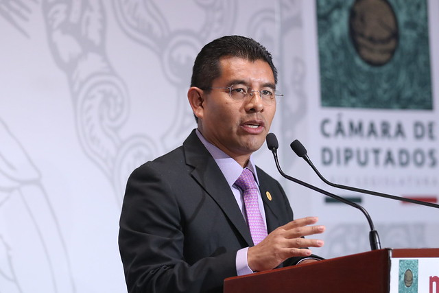 18/03/2020 Conferencia De Prensa Diputado Daniel Gutierrez