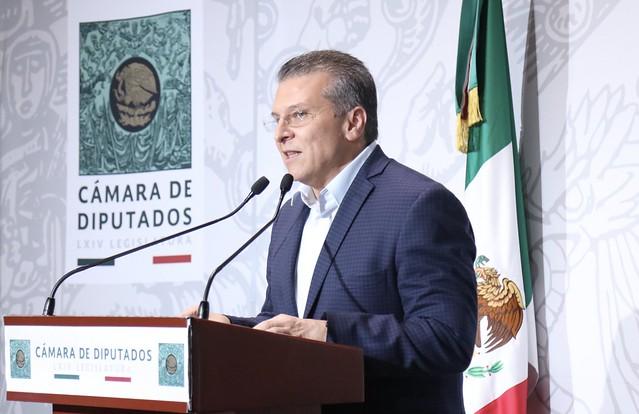 18/03/2020 Conferencia De Prensa Diputado Manuel Rodríguez