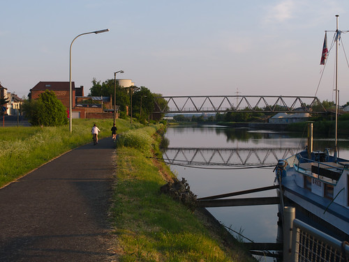 Canal Brussels-Charleroi