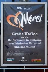 Corona - Free Coffee