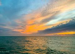 Sunset at the beach_2020