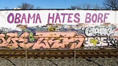 OBAMA HATES BORF