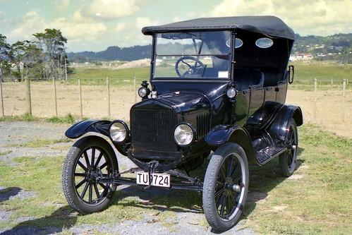 1923 Ford Model T Tourer