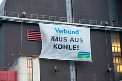 """Verbund Aktion """"Raus aus Kohle"""" 2014"""