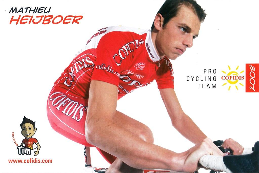 Heijboer Mathieu - Cofidis, le crédit par téléphone 2008