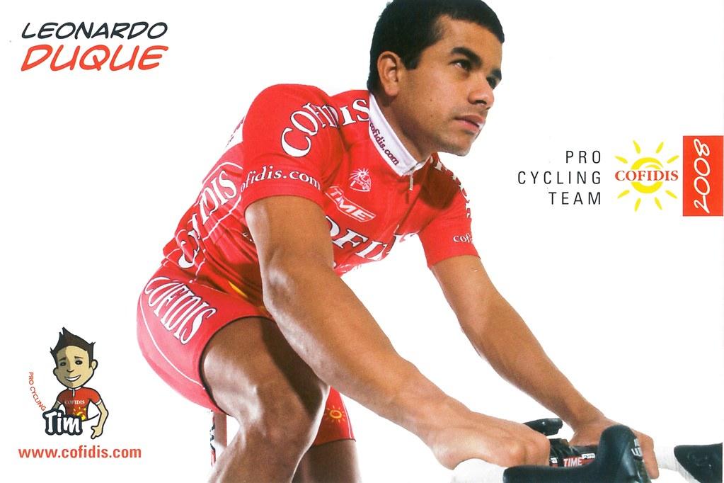 Duque Leonardo - Cofidis, le crédit par téléphone 2008