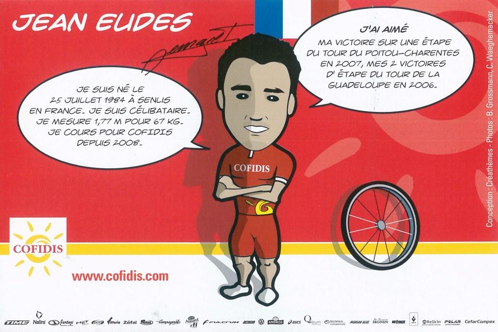 Demaret Jean Eudes - Cofidis, le crédit par téléphone 2008 retro