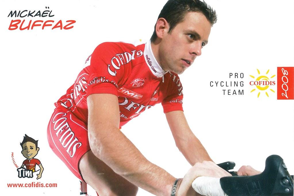 Buffaz Mickael - Cofidis, le crédit par téléphone 2008