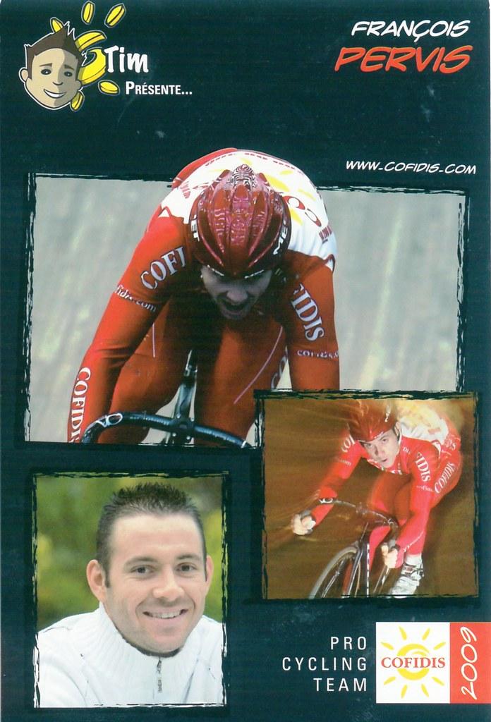 Pervis Francois - Cofidis, Le Credit en Ligne 2009