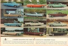 1963 Cadillac Advertisement Time Magazine March 15 1963