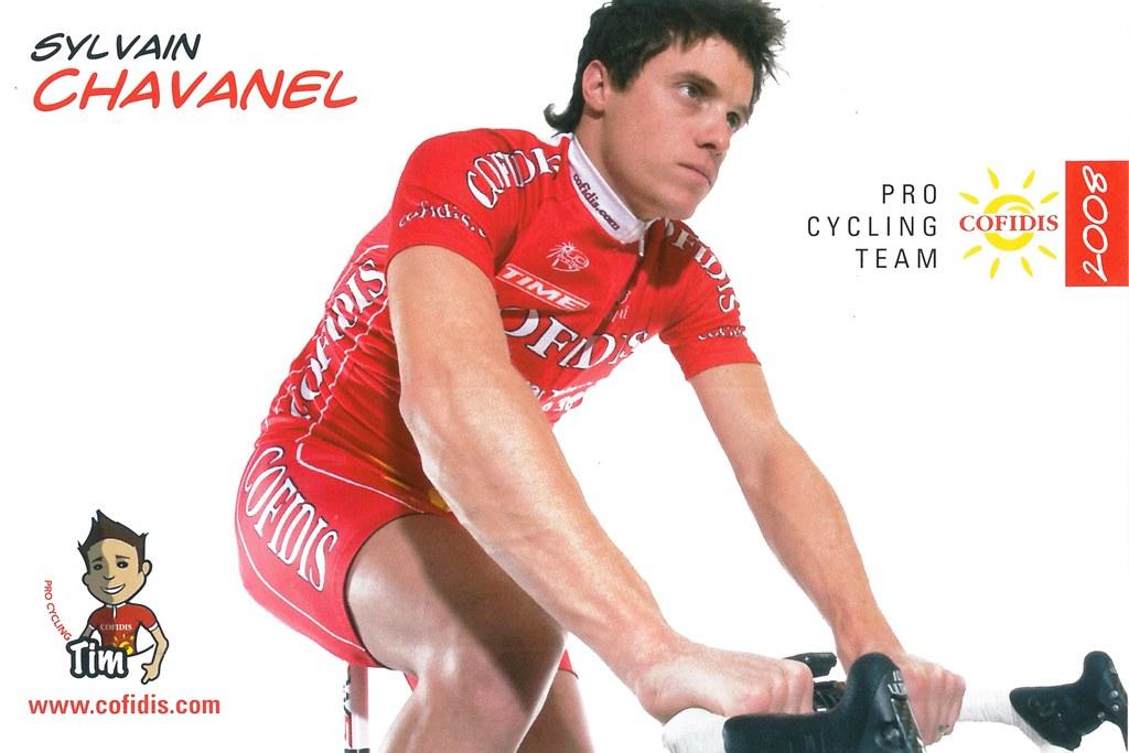 Chavanel Sylvain - Cofidis, le crédit par téléphone 2008