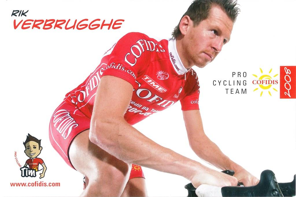 Verbrugghe Rik - Cofidis, le crédit par téléphone 2008