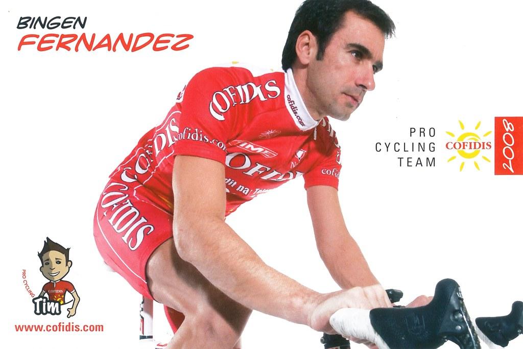Fernandez Bingen - Cofidis, le crédit par téléphone 2008