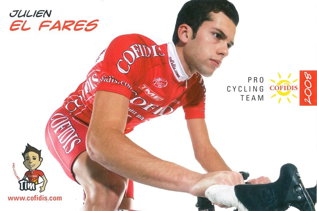 El Fares Julien - Cofidis, le crédit par téléphone 2008