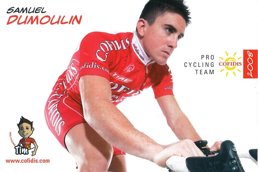 Dumoulin Samuel - Cofidis, le crédit par téléphone 2008