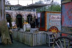 1965 Banjo and drums Medicine show Knotts berry farm Buena Park CA