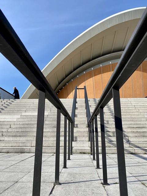 Photo:Empty Places - Part IX - The Schwangere Auster building By ANBerlin [Ondré]